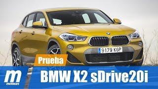 BMW X2 SUV / Prueba / Review en español