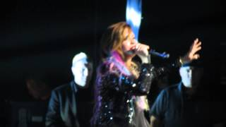Demi Lovato - Let It Go - Live in Sao Paulo, Brasil - Neon Lights Tour