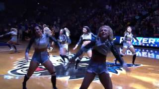 Timberwolves Dancers - Come On To Me - 3/10/17