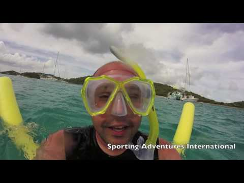 Just another day in paradise, Sporting Adventures International Promo Video
