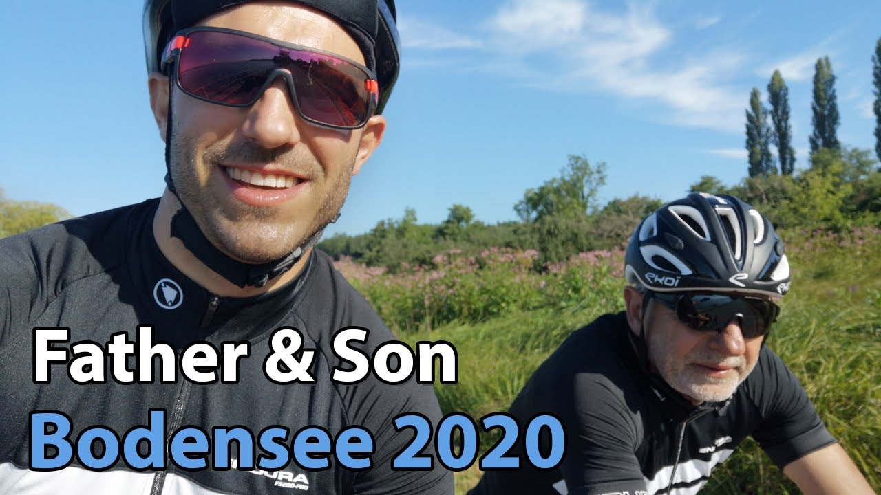 Father & Son Bodensee Tour 2020 - Cycling in Germany