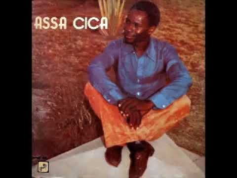 Assa Cica ‎– ST : BENIN Funk Soul Folk Highlife Music Artist FULL West African Album