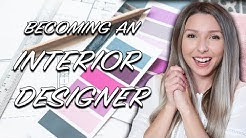 INTERIOR DESIGN SCHOOL | HOW TO GET ACCEPTED!