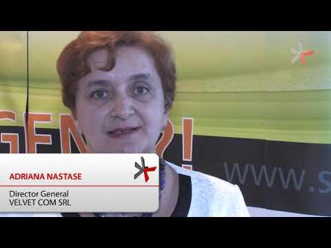 Interviu cu Adriana Nastase, director Velvet Com - laureat Magister in 2012