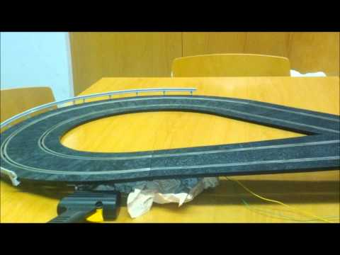 Scalextric controlled by Arduino