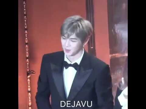 [FANCAM] WANNA ONE DANIEL DANCING TO TWICE SIGNAL @KBS GAYO 2017