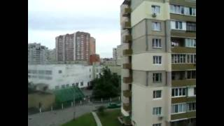 Strange sound in Kiev again Aug.11.11 Опять странный звук в Киеве