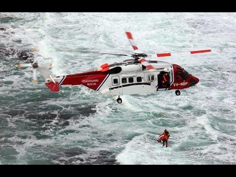 Bristow Search and Rescue Australia