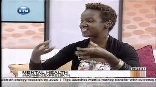 Morning express interview on Mental health with Wafula