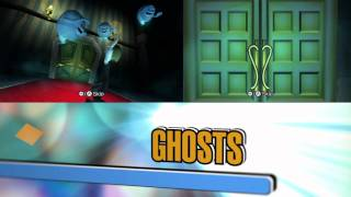 Family Trainer Magical Carnival HD video game trailer - Nintendo Wii