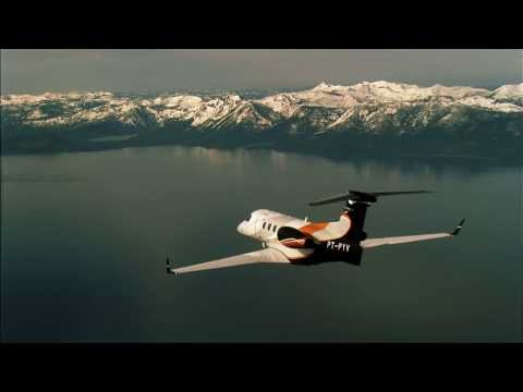 Flight Scenes - Embraer Executive Jets