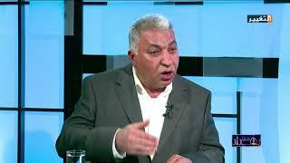 لقاء الاعلامي نجم الربيعي مع القيادي في تحالف سائرون جاسم الحلفي - من بغداد