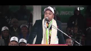 Mr. Dasakhiat Lamare's Speech at NPP Rally