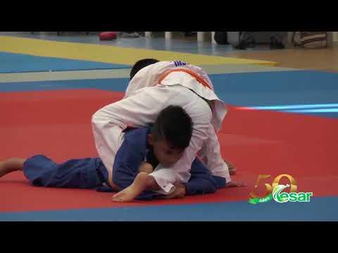 En Valledupar se realizó el Campeonato Nacional de Judo