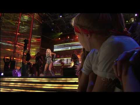 Lady Gaga Medley Much Music Awards 2009 (HD)
