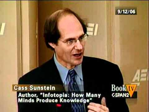 Cass Sunstein ~ Capitalism vs Socialism
