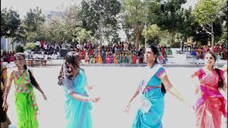 Svs college of engineering 2k20 pongal celebration|B.E|B.Arch