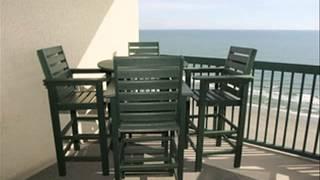 ashworth 1605 north myrtle beach sc ocean drive oceanfront condo 4br pool
