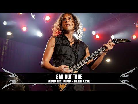 Metallica: Sad But True (MetOnTour - Panama City, Panama - 2010) Thumbnail image