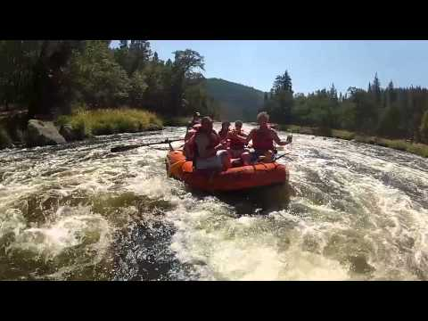 Blackstone Rafting 2012 - Upper Klamath