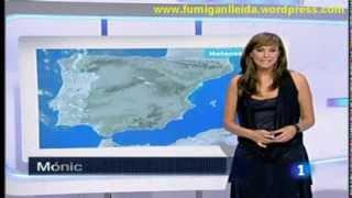 CHEMTRAILS en las noticias de Televisión Española (TVE1)