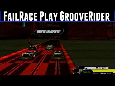 FailRace Play GrooveRider (Slot Car Racing)