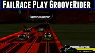 FailRace Play GrooveRider (Slot Car Racing)