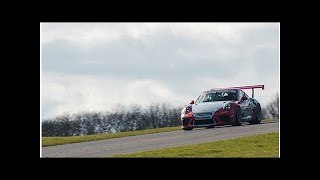Ellinas leads DVF Racing Porsche Carrera Cup GB assault - The Checkered Flag