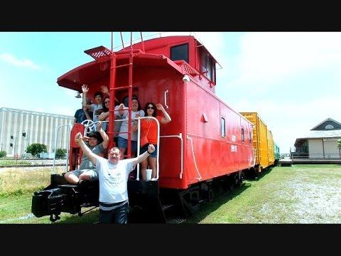 Saginaw Texas Rail Watch Event May 28, 2016
