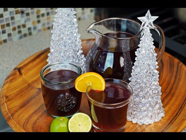 Refreshing Passionfruit Sorrel Drink | CaribbeanPot.com