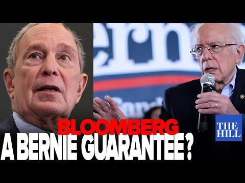 Panel: Is Bloomberg Guaranteeing Bernie's Nomination?