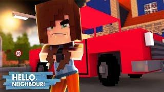 Minecraft: HELLO NEIGHBOR - A FILHA DO VIZINHO!