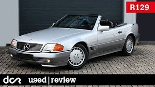 1989-2001 Mercedes-Benz SL R129 Videos
