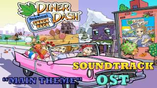 Diner Dash Seasonal SNACK PACK ( Main Theme Music ) Soundtrack / OST
