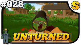 UNTURNED #028 - Und futsch war das Gewehr