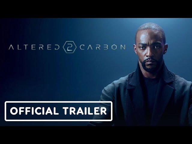 Altered Carbon Season 2: Exclusivo primeiro olhar para Anthony Mackie como Takeshi Kovacs + vídeo