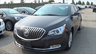 2015 Buick Lacrosse Review