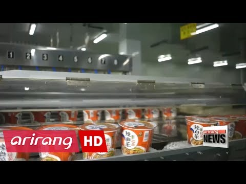 Instant Foods Continue the K-food Hallyu Trend