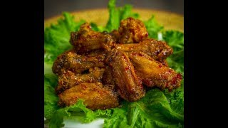 Iftar With Chef Stone Day 18 - Crispy Chicken Wings in Chilli Jam
