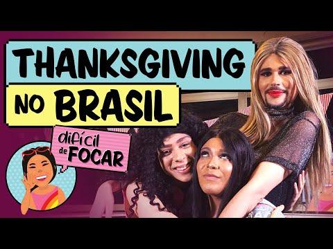 Difícil de Focar com Blogueirinha feat. Victor Meyniel e Natty   Ação de Graças Agora Tem no Brasil