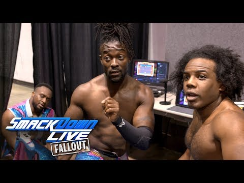 Are The New Day back in the SmackDown Tag Team Title picture?: SmackDown LIVE Fallout, Nov. 28, 2017