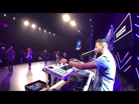 Christ is Enough in Ear monitor mix