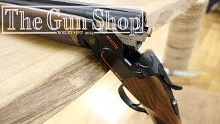 Blaser F16 Sporting Review - The Gun Shop - The Gun Shop