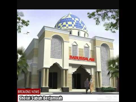 Sholat Subuh Bersama Ust Nasich Hidayatulloh,M.Hi