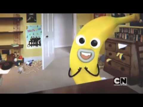 The Banana Strip Song & Dance Cartoon