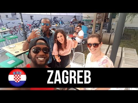 Zagreb, Croatia | Zuby's Travel Vlog