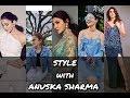 Anushka Sharma lookbook celebrity fashion trend 2019    unseen pic of Anushka
