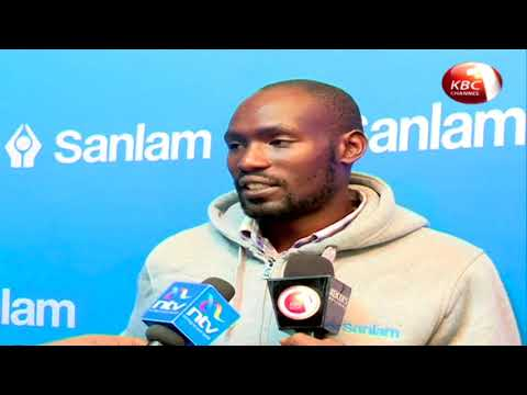Kenyan athletes who will run at Cape Town Marathon challenged by Wario to perform better