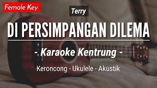 Di Persimpangan Dilema Karaoke Kentrung Terry Keroncong Akustik Ukulele