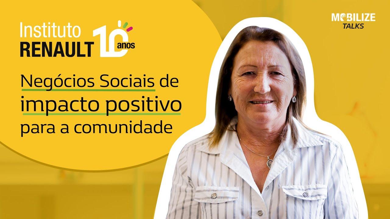Renault | Mobilize Talks | Rose Santos